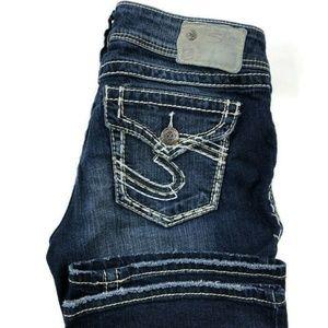 Silver Suki Surplus Bootcut Jeans